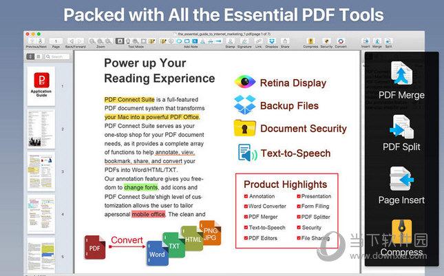 PDF Professional MAC版