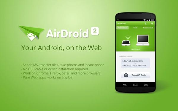 AirDroid3 V4.1.0.4 安卓版截图1