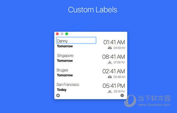 Clocker for MAC版