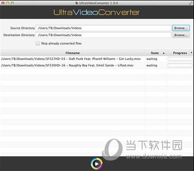 UltraVideoConverter for MAC版