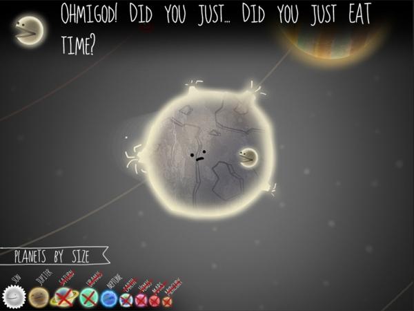 冥王星的眼泪游戏破解版 V0.0.9 安卓版截图1
