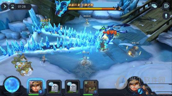 迷雾世界冰龙怎么打 迷雾世界冰龙打法攻略
