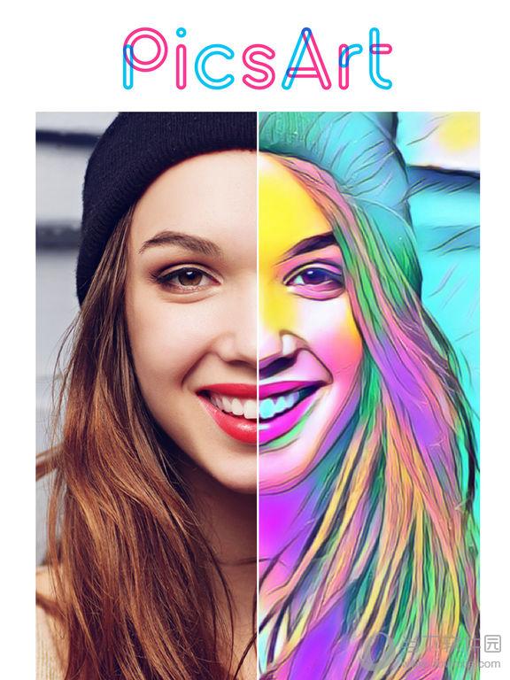1、新魔法人工智能效果能将您的照片变成艺术   2、制作任何您自己的#freetoedit图片。现在就来制作吧!我们看好您!   3、照片网格,免费形式的拼贴画和拼贴布局   4、免费而且优质的照片贴纸和拼贴画包裹   5、使用多个字体与文字效果来添加文本   6、全新的AI和Prisma样式效果   7、自由地分享到PicsArt、Instagram、Facebook、WhatsApp,等等!