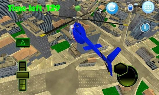 模拟驾驶直升机3D V1.1 安卓版截图1
