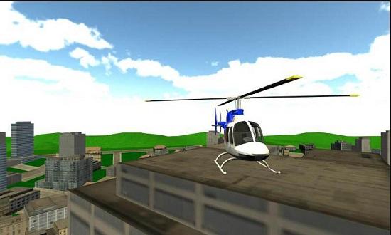 模拟驾驶直升机3D V1.1 安卓版截图3