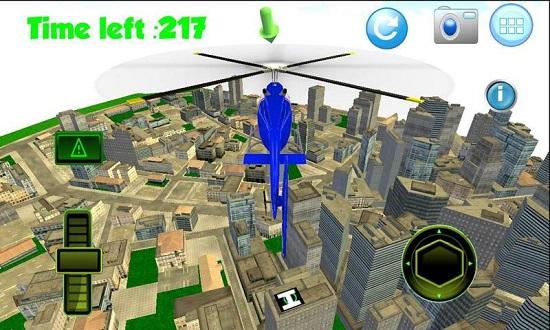 模拟驾驶直升机3D V1.1 安卓版截图4