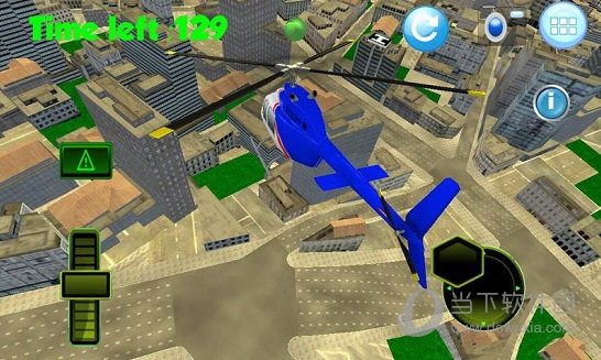 模拟驾驶直升机3D