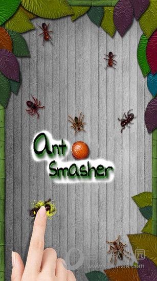 疯狂捏蚂蚁