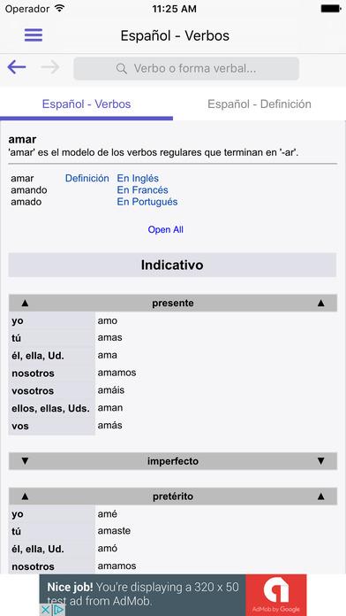 WordReference字典 V4.0.9 安卓版截图2