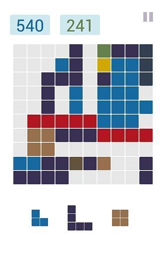 多彩方块消除 V1.0 安卓版截图4