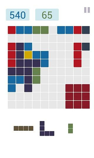 多彩方块消除 V1.0 安卓版截图3