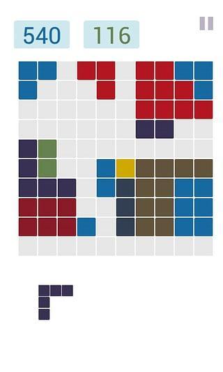 多彩方块消除 V1.0 安卓版截图2