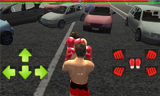 3D热血拳霸 V1.1 安卓版截图3