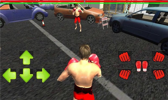 3D热血拳霸 V1.1 安卓版截图2