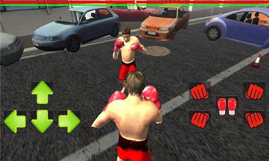 3D热血拳霸 V1.1 安卓版截图4