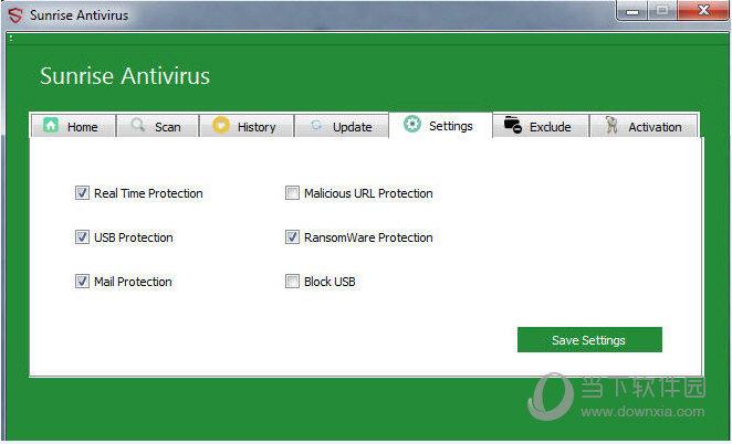 Sunrise Antivirus
