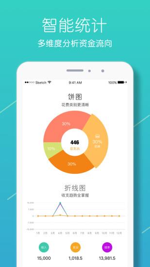 圈子账本 V4.8.8 官方安卓版截图2