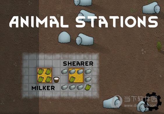 环世界A17自动动物采集MOD