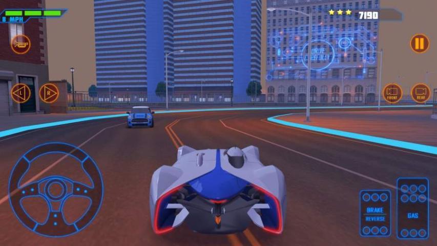 概念模拟赛车修改版 V1.1 安卓版截图1