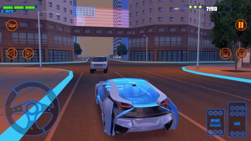 概念模拟赛车修改版 V1.1 安卓版截图3