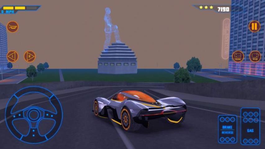 概念模拟赛车修改版 V1.1 安卓版截图2