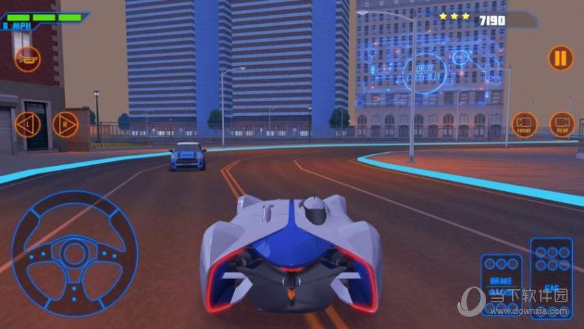 概念模拟赛车破解版
