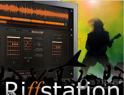 Riffstation吉他扒带神器