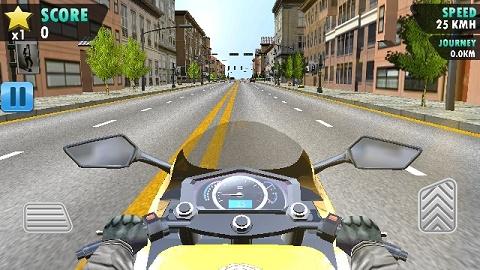 真实摩托飞驰修改版 V1.0.5 安卓版截图4