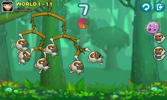 猴子也疯狂 V1.00.08 安卓版截图3