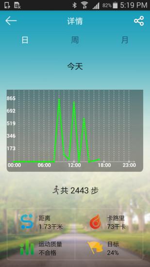 天天手环 V2.1.8 安卓版截图4