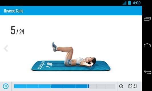 六块腹肌锻炼 V1.5 安卓版截图4