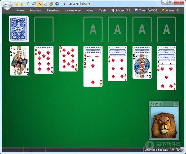 纸牌扑克游戏_SolSuite Solitaire 2017(扑克纸牌游戏) V17.6 官方最新版 下载_当下软件 ...