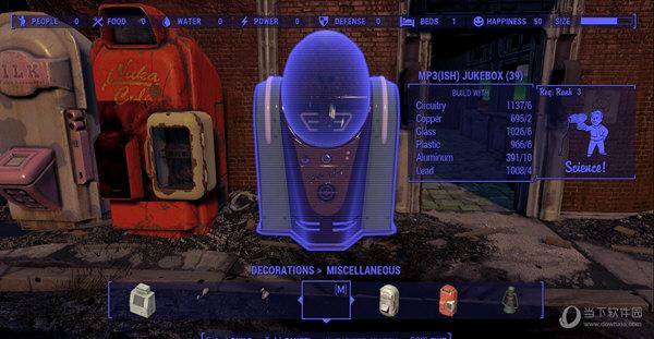 辐射4音乐机器MOD