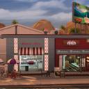 模拟人生4私厨咖啡馆MOD V1.0 绿色免费版