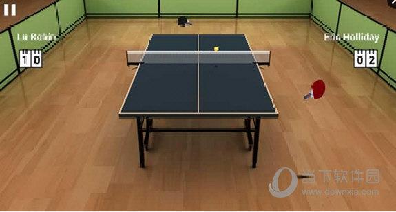 虚拟乒乓球中文破解版