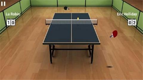 虚拟乒乓球中文版 V1.1.0 安卓破解版截图1