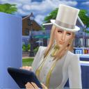 模拟人生4西装妹卡斯维娜MOD V1.0 免费版