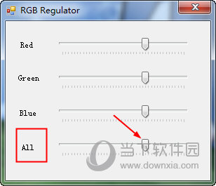 RGB Regulator