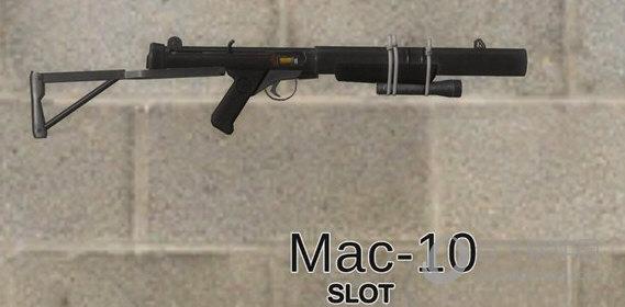 求生之路2斯特林L34A1冲锋枪MOD