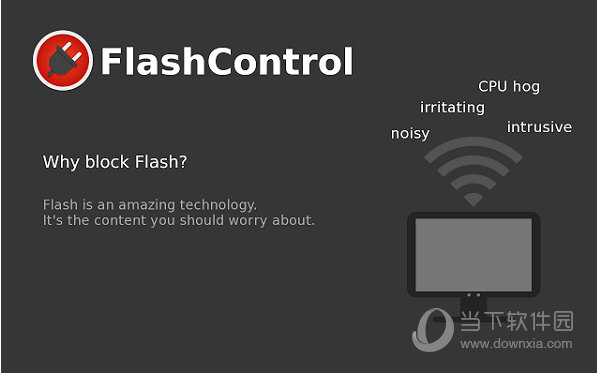 Chrome Flash Control