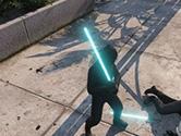 GTA5星球大战光剑MOD V1.0 绿色免费版