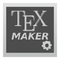 Texmaker(LaTeX公式编辑器) V5.0.2 多语中文版