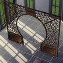 模拟人生4月亮门落地罩MOD 免费版