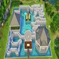 模拟人生4听香水榭中式园林MOD V1.31 绿色免费版