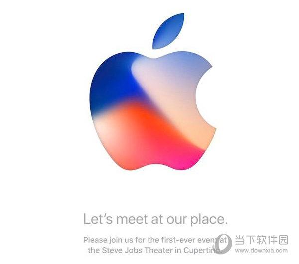苹果发布会2017邀请函英文版
