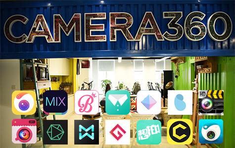 camera360软件汇总