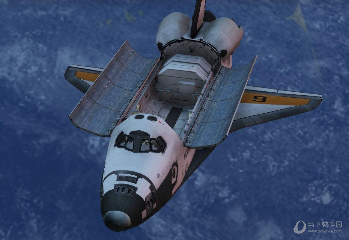 GTA5詹姆斯邦德登月计划航天舰MOD
