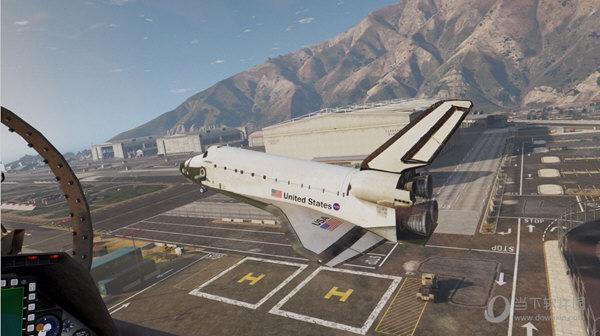 GTA5NASA航天飞机MOD