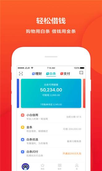 京东金融 V4.8.0 安卓版截图2
