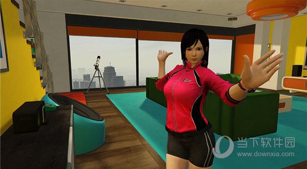 GTA5女式运动服MOD